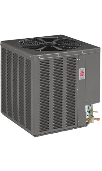 5 Ton Rheem 15 Seer Air Conditioner Split System R410a Ebay