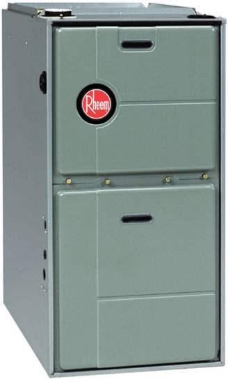 Rheem Rgrm 75 000 Btu 95 2 Stage Furnace Variable Spd Ebay